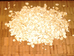 Whole oats are a good source of fibre