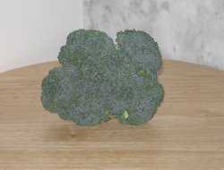 Broccoli is a source of an array of nutrients
