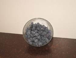 Blueberries contain an array of nutrients