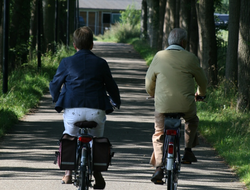 Cycling can contribute to your health
