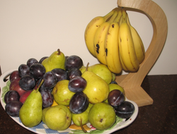 Fruit is an excellent source of fibre, carbohydrate, vitamins and minerals