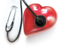 High blood pressure can damage your heart