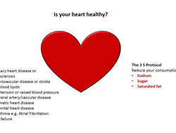 Thinking about heart health?